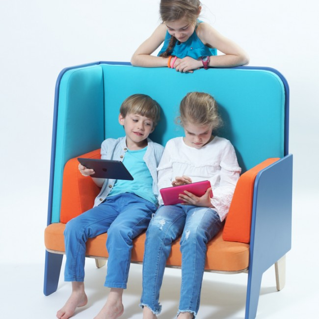 MINOR kids' sofa