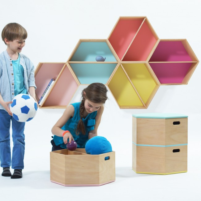 Hexabox, storage system