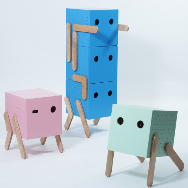 Meti, storage furniture